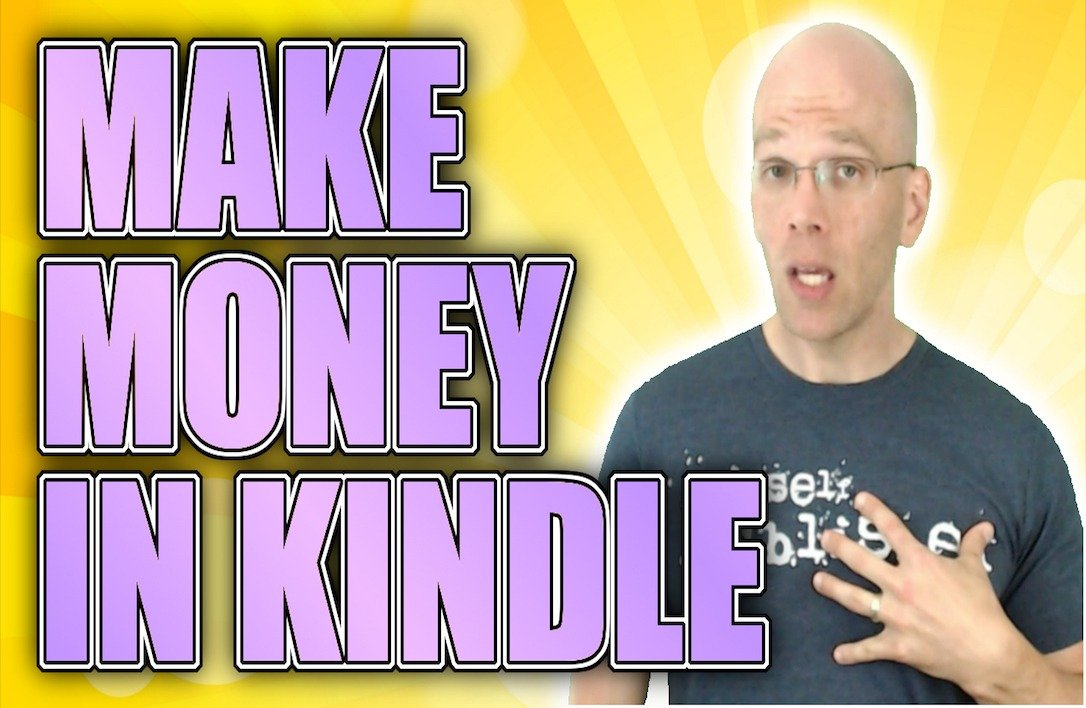 make money publishing on Kindle