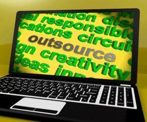 outsourcing writing