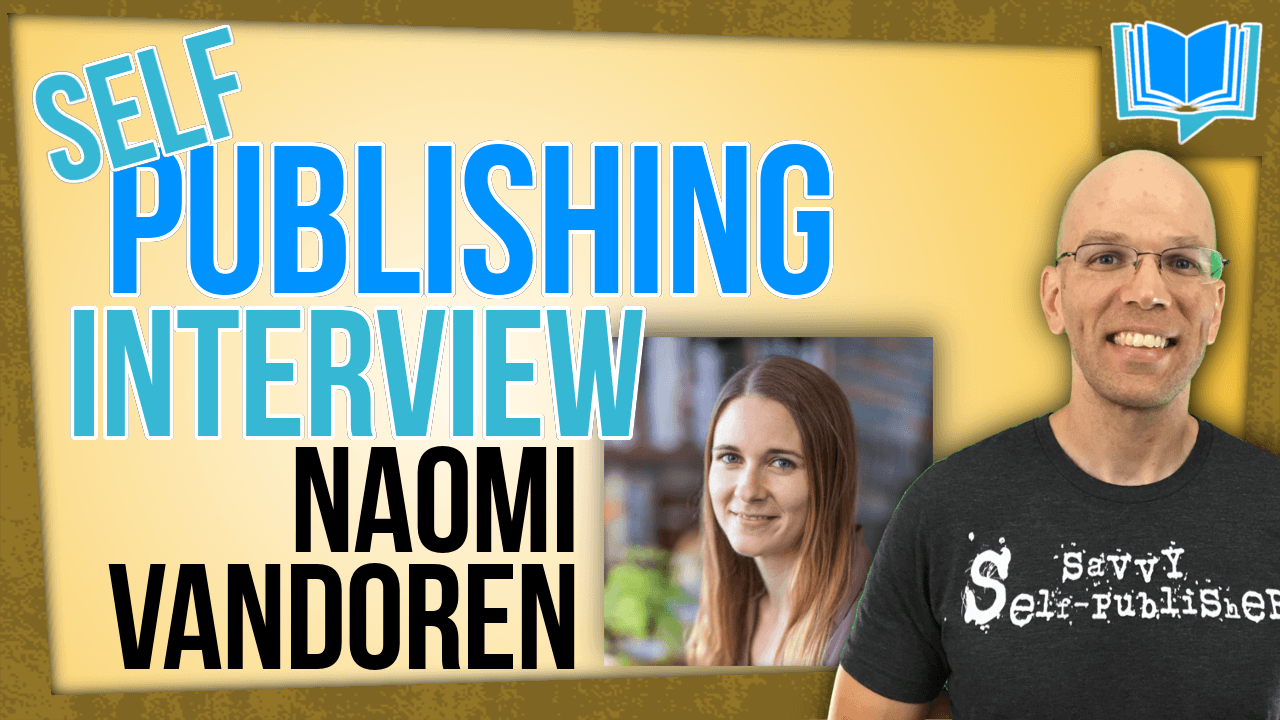 self publishing interview with artist naomi vandoren