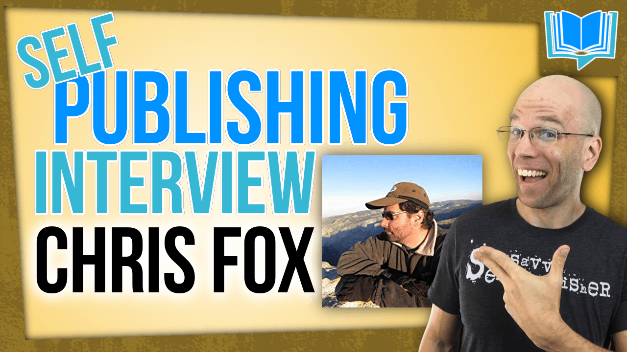 self publishing interview with chris fox