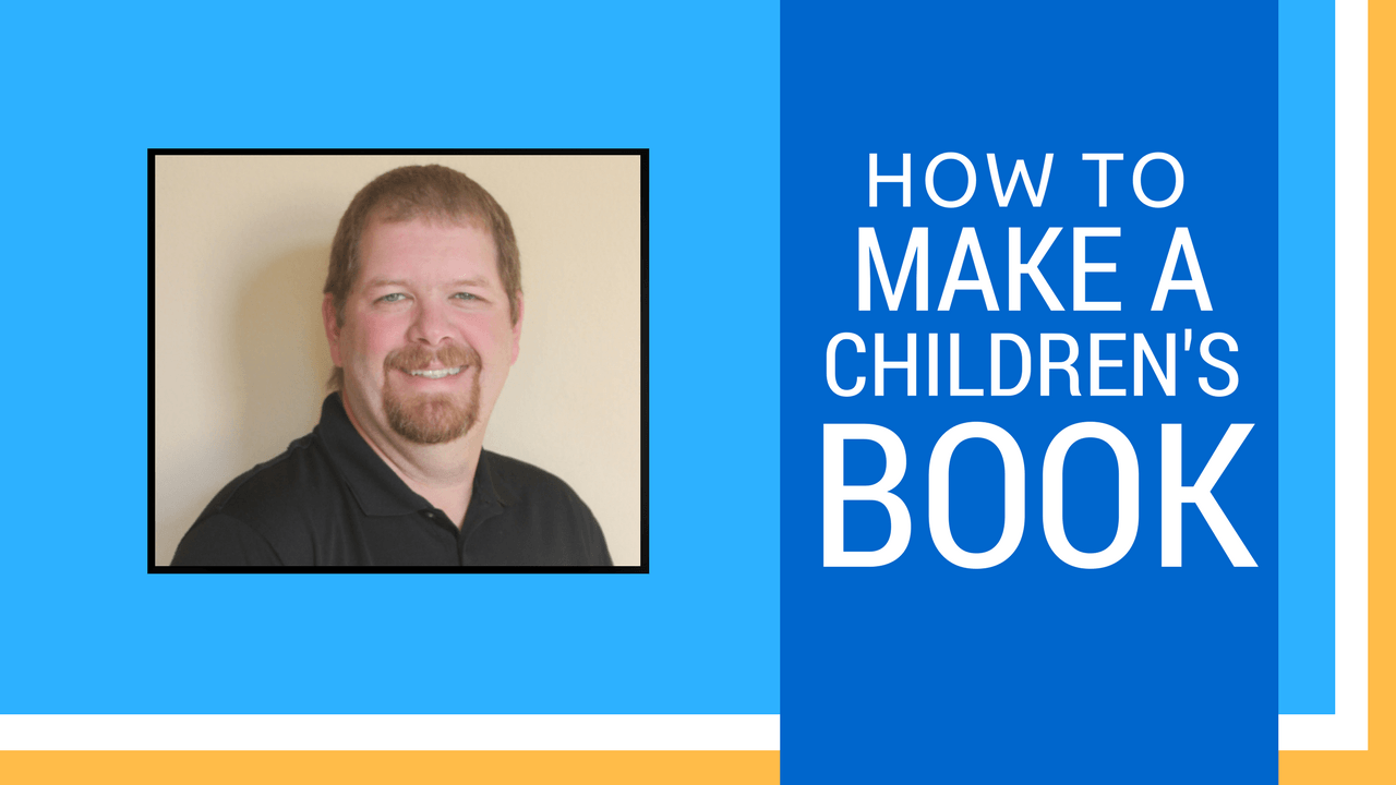 how to make a kid's picture book with powerpoint