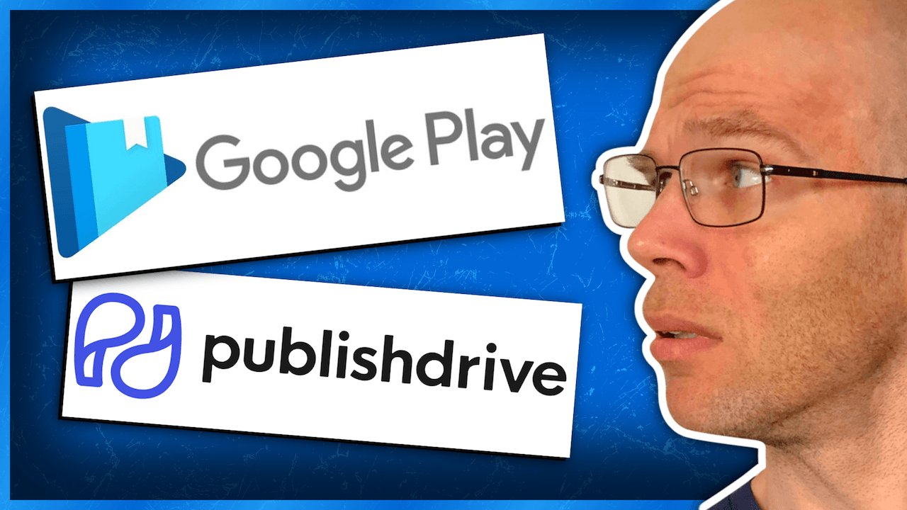 PublishDrive Update - What Happened to Google Play Books