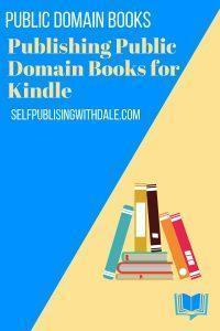 publishing public domain books