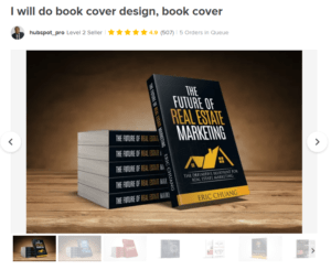 Fiverr Cover Designs by Hubspot_Pro