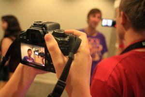 video spokesperson on Fiverr