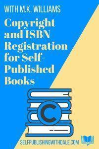 copyright and isbn registration
